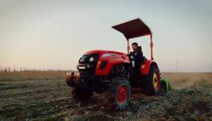薩丁SD804拖拉機產品宣傳片