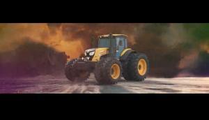 萨丁高端智能大马力SD3004拖拉机产品宣传片