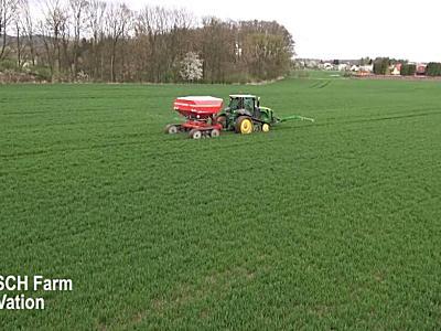 豪獅捷克農場作業視頻