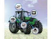 自动驾驶插秧机导航视频