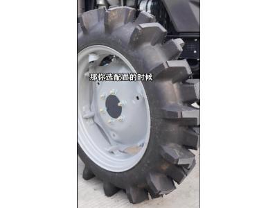 买拖拉机,你是用来干旱田活还是水田活的小知识