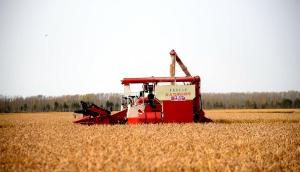 北大荒建三江—碧桂園無人化農場水稻全程無人機械化作業