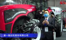 东方红LW3204拖拉机视频详解