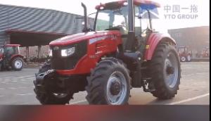 東方紅LN2104輪式拖拉機-產品介紹