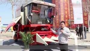 雷沃4YL-5M自走式玉米收获机产品介绍