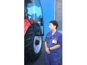 東方紅LN2104輪式拖拉機產品特點一