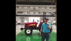 远大农机ST604拖拉机详细解说