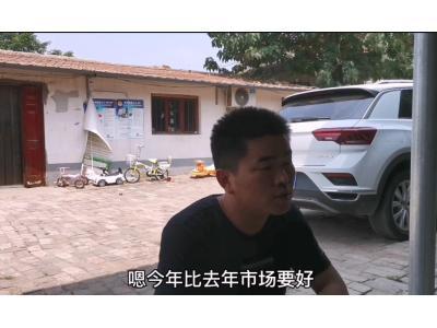 内黄经销商采访视频