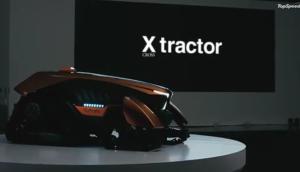 久保田X_系列無人駕駛拖拉機-產品講解