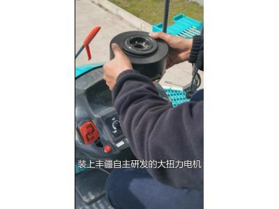 疆馭自動導航系統適配久保田插秧機