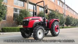 跟老司機學NS系列拖拉機使用及保養-維護保養