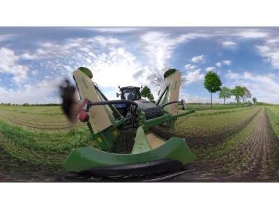 带你360°了解瑞海-科罗尼小型割草机作业场景