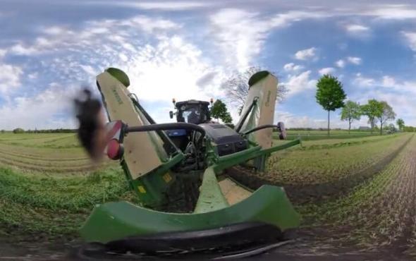 带你360°了解瑞海-科罗尼小型ybke机作业场景