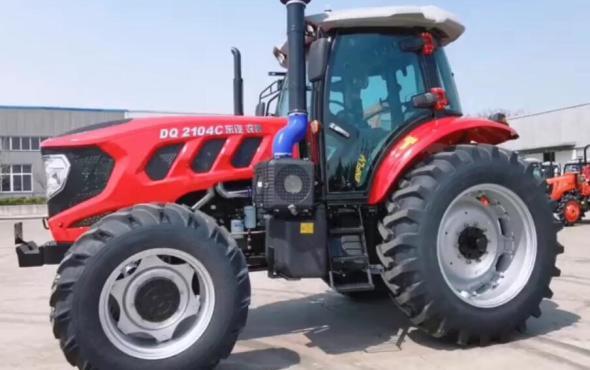 东汽英福莱DQ2104C拖拉机产品介绍
