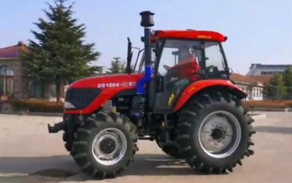 東汽英福萊DQ1204-III雙向拖拉機產品介紹