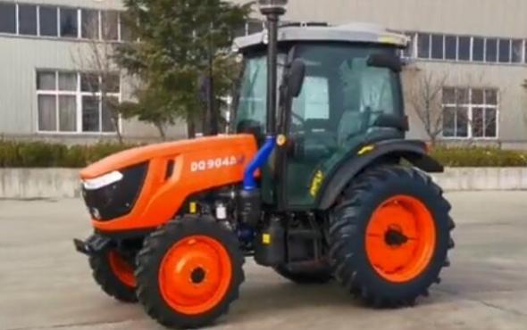 東汽英福萊DQ904AD拖拉機產品介紹
