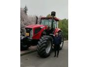 東方紅LX2404-D輪式拖拉機產品介紹