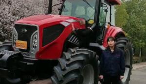 东方红LX2404-D轮式拖拉机产品介绍
