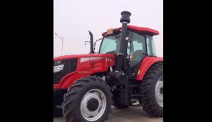 東方紅LX1804-E輪式拖拉機產品介紹