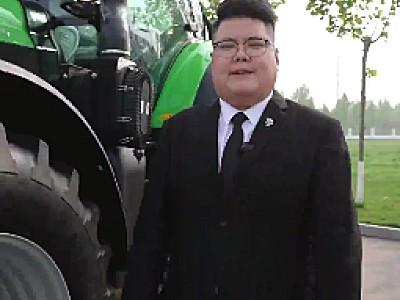 道依茨法尔8WPS2804拖拉机产品介绍