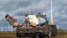 科樂收(CLAAS) XERION系列拖拉機+保爾施肥罐車