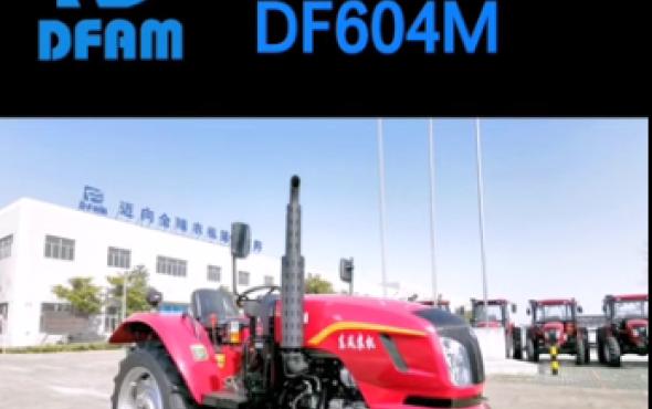 東風DF604M輪式拖拉機產品介紹