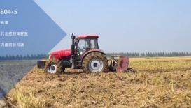 东风DF1804-5轮式拖拉机产品介绍