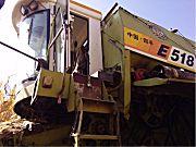 四平东风E518(4YZ-6)自走式玉米联合收割机