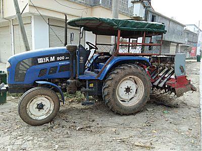 雷沃M900拖拉机