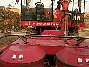 新疆牧神4QZ-3000型自走式青(黄)贮饲料收获机