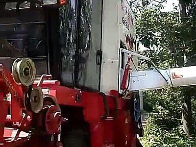 雷沃GE60(4LZ-6E7)型小麦收割机