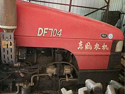 东风704拖拉机