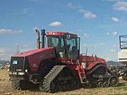 凯斯STX375履带式拖拉机