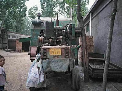 新疆-2联合收割机
