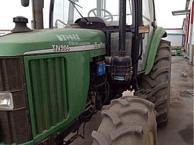 天拖铁牛TN904拖拉机
