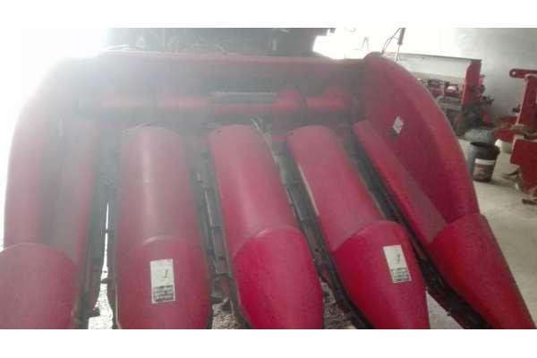 博远4YZ-4B玉米收割机