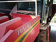 海伟4YZP-3玉米收割机