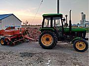 约翰迪尔720拖拉机