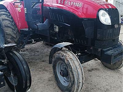 东方红LY1100拖拉机