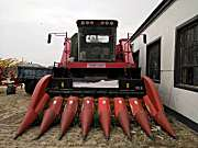 天人4YZ-6玉米收割机