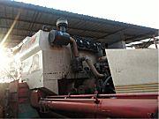 雷沃谷神GF40自走式小麦机