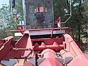 麦赛福格森4YZ-3(3600B)玉米收获机