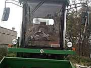 迪马4YZ-4B玉米收获机