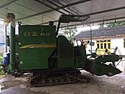 中联谷王PL40(4LZT-4.0ZC)水稻收割机