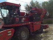 新疆牧神4YZB-5型自走式玉米联合收获机