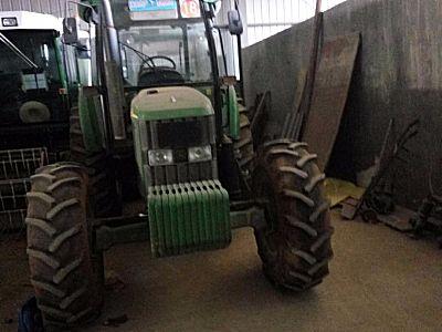 约翰迪尔1204拖拉机
