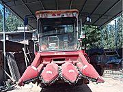金亿春雨4YZ-3B型自走式玉米联合收割机