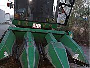 山东时风4YZP-3B自走式玉米收获机