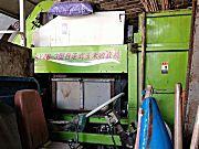 花溪玉田4YZB-3玉米联合收获机