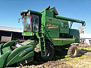 东风E518玉米收割机